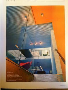 1ebe940e772 Nice glass staircase enclosure