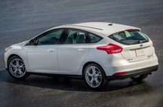 Ford Focus Hatchback White
