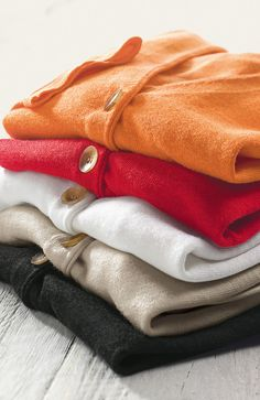 > linen-blend versatile cardigan at J.Jill