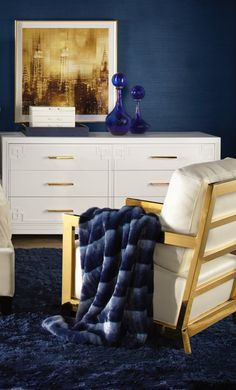 Bedroom Seating and Organization