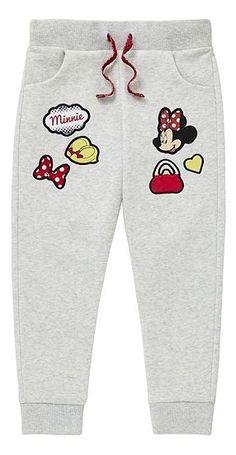 Disney Minnie Mouse Badge Joggers