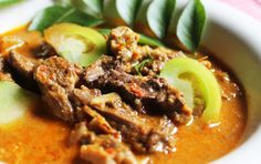 Culinary Foods and Drinks in Aceh — Steemit Curry Recipes, Pork Recipes, Asian Recipes, Cooking Recipes, Ethnic Recipes, Beef Recepies, Healthy Drinks, Healthy Recipes, Goat Meat