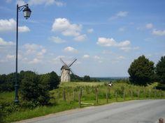 Le Sentier de la Montagne de Watten, Nord-Pas-de-Calais.