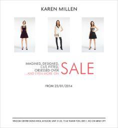 Khuyến mãi Karen Millen - More on sale   ghienkhuyenmai