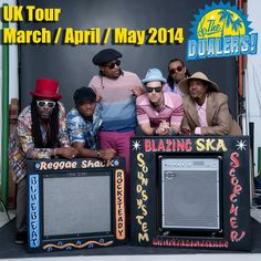 The Dualers + support at O2 Academy 2 Oxford @ O2 Academy 2 (190 Cowley Road, Oxford, OX4 1UE, United Kingdom)....On Saturday March 15, 2014 From 19:00 - 23:00....The Dualers are Britain's much loved Ska and Reggae band who have built a following of many thousands of truly dedicated fans....Artists: The Dualers....Price: General Admission: £10....Category: Live Music....
