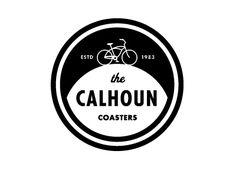 Dribbble - Mpls Bike Gangs / The Calhoun Coasters by Allan Peters