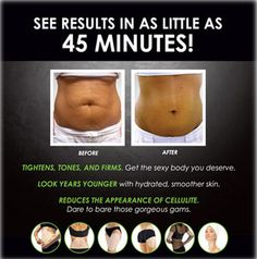 Tightens tones and firms!