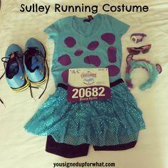 disney running costumes | Race Recap: Disney Enchanted 10K
