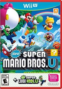 Shop New Super Mario Bros. U + New Super Luigi U Standard Edition Nintendo Wii U at Best Buy. Find low everyday prices and buy online for delivery or in-store pick-up. Super Luigi, Super Mario Bros Games, Used Video Games, Video Game Names, Skyrim, Nintendo Switch, Rent Games, Video Game Rental, Nintendo Wii U Games