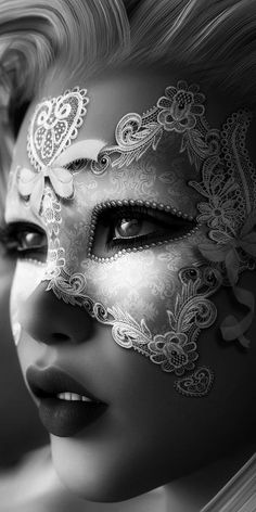 mask of seduction