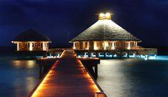 Maldives.  Yes.  I want to go.