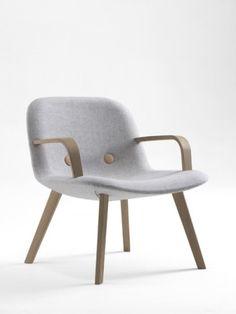 Erik Jorgensen Eys lounge chair
