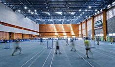 ZHOUSHI Culture & Sports Center / UDG YangZheng Studio
