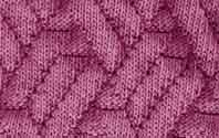 Pavilion Stitch pictured,  but pin links to a large variety of stitches