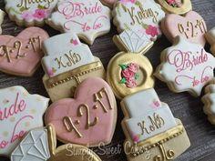 Ideas floral bridal shower cake bridesmaid gifts for 2019 Bridal Shower Desserts, Bridal Shower Cupcakes, Bridal Shower Games, Bridal Shower Decorations, Shower Cakes, Bridal Shower Invitations, Bridal Showers, Wedding Decorations, Simple Bridal Shower