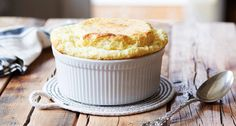 Anne Byrn's recipe for Southern spoonbread will make your soul smile Southern Cornbread Recipe, Southern Recipes, Southern Food, Southern Dishes, Southern Style, Spoonbread Recipe, Spoon Bread, Souffle Recipes, Side Dish Recipes