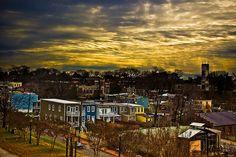 Church Hill, Richmond, VA by Keon/ M.O.C. Photography, via Flickr