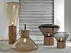 Brokis : muffin lamps
