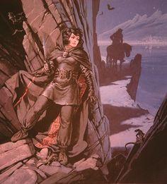 Mundo Tolkien: Galería de Angus McBride