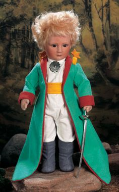 Today& Treasures, Tomorrow& Antiques: 15 The Little Prince,Prototype Model Antique Dolls, Vintage Dolls, John Wright, China Dolls, The Little Prince, Bisque Doll, Modern Artists, Heart For Kids, Best Selling Books