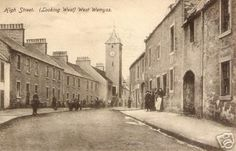 Old west weymss high street