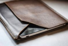 Ipad leather cover