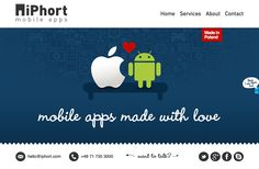 iPhort - iPhort is an offshore outsourcing agency based in Poland. We love building mobile apps. We work closely with digital agencies and startups. We design, develop and maintain beautiful mobile apps for both iOS and Android. http://www.findwa.com/best-webagency/iphort/