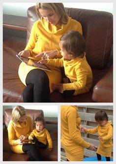mode voor moeder en dochter: www.matchingmymom.com