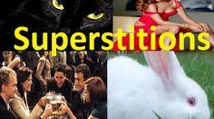 The weird superstitions around the world