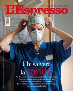 La copertina dell'Espresso in edicola e online da domenica 31 maggio