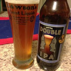 Seeing Double IPA by Foothills Brewing