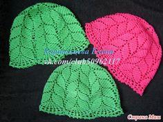Панамочки - Вязание для детей - Страна Мам   шляпки, панамки, беретки на лето   Постила