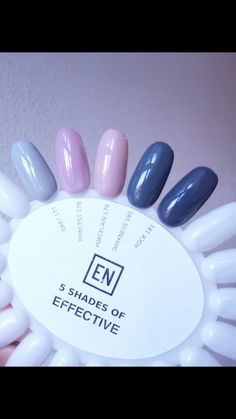 Nowe kolorki od Effective nails #effectivegirl #koszalin #effectivenails #effectiveteam #effective