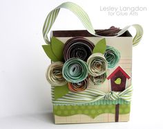 Cereal box gift box