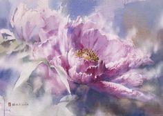 Chen-Wen Cheng #watercolor jd