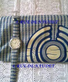 cewax.fr aime ces montres en tissu africain wax style ethnique afro tendance tribale rue-naudet7