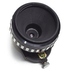 Schneider Kreuznach 65mm F6.8 Angulon Vario-Flex II Tilt Shift LENS Nikon F Rare