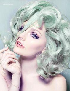 Curls #HelloColor