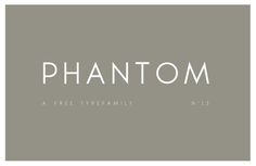 phantom-sans-serif-fonts