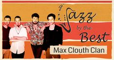 Frankfurt based jazz collective, Max Clouth Clan is one such band which incorporates Western & Indian influences and have developed a characteristic sound. Jazz Music, Aquarium Setup, Classical Music, Indian, Movie Posters, Film Poster, Classic Books, Billboard, Film Posters