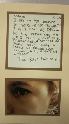 The Best Part of Me... by lewiselementary, via Flickr
