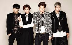 HIGH4 introduce charismatic members + info about debut track with IU - Latest K-pop News - K-pop News | Daily K Pop News