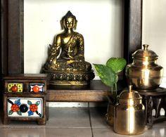 For the Love of Sunshine Corners: The Buddha Corner