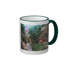 Colossal Le Shan Buddha mug $18 unesco world heritage site in sichuan china travel photo http://www.zazzle.com/colossal_le_shan_buddha_mug-168062256696978952?CMPN=addthis=en=238534127191629695 by Seas Reflecting Starlight http://seasreflectingstarlight.com/2013/02/17/travel-theme-mountains-colossal-le-shan-buddha/