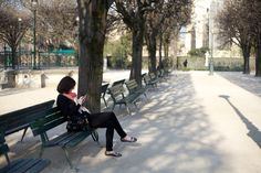 Right behind Notre Dame sits a fantastic little park that is always empty. Find a bench and watch as Paris buzzes around you.