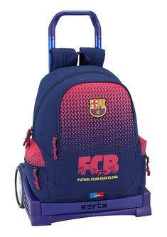 FC barcelona binder to rollers trolley L bag to back 16 detachable 295494 Fc Barcelona, Star Wars Shop, Funko Pop Vinyl, Marvel Dc Comics, Book Nerd, Backpacks, Rollers, Bags, Binder