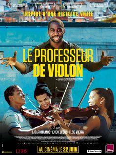 Laerte, talentueux violoniste, rêve depuis toujours d'intégrer l'orchestre symphonique de São Paulo. Dévoré par le trac, il échoue à l'audition et accepte à contrecœur d'enseigner la musique à des adolescents d'Heliópolis, la plus grande favela de la...