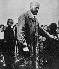 Dr. Janusz Korczak and Jewish children from his orphanage were all sent to their death to Treblinka on August 5, 1942
