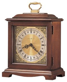Howard Miller 612588 Graham Bracket III Mantel Clock by *** Click image for more details. #Clocks