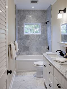 awesome 40 Amazing White And Grey Bathroom Design Ideas https://wartaku.net/2017/04/11/amazing-white-and-grey-bathroom-design-ideas/